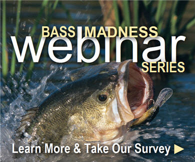 Bass Madness Webinar Survey