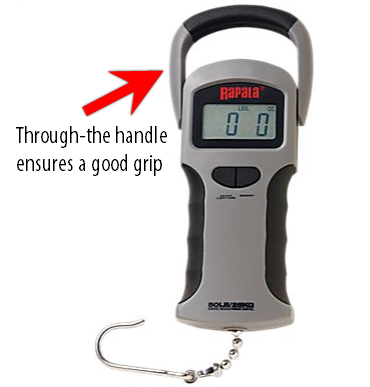 1 fish digital scale rapala 3