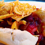 Chili Cheese Frito Dogs