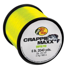 CrappieFishingBasics CrappieMaxxSuperVis