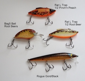 Fishing Report Baits