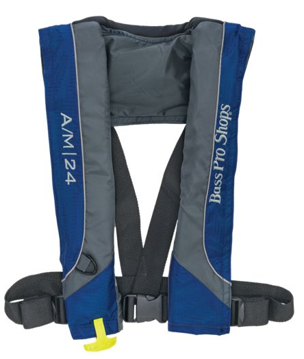 Life Vest Auto Manual Bass Pro Shops Inflatable