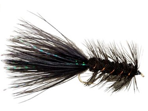 PocketWaterTrout WoolyBuggerFlies