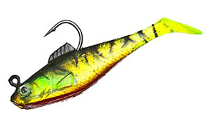 RiverWalleyesTransition BerkleyPowerBaitSwimShad