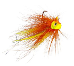 RiverWalleyesTransition LuckEStrikeHairJig