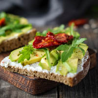 Savory Avocado Toast