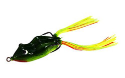 SoftBaitsForBass SnagProofBobbysPerfectFrog