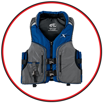 XPS Fishing Life Vest