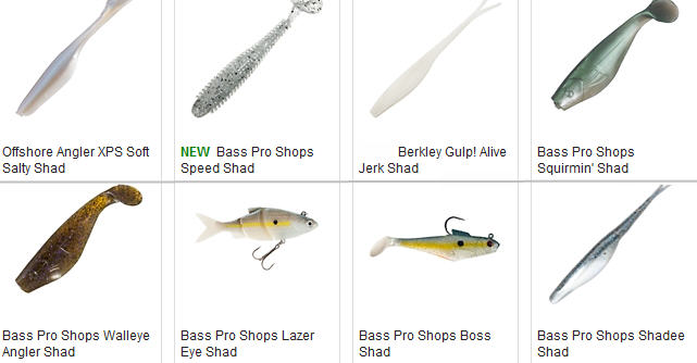a shad lures2