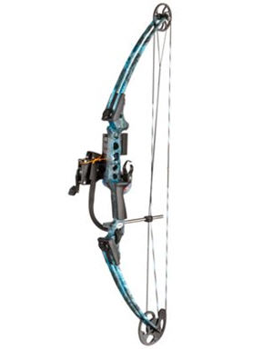 ams bowfishing comp bow pkg