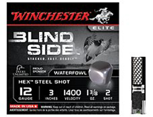 Winchester Blind Side Waterfowl Shotshells