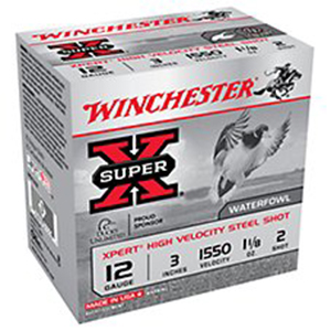 Winchester Xpert Waterfowl Steel Shotshells