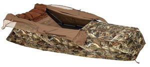 Cabela's Northern Flight Renegade Series Quick Setup Layout Blind