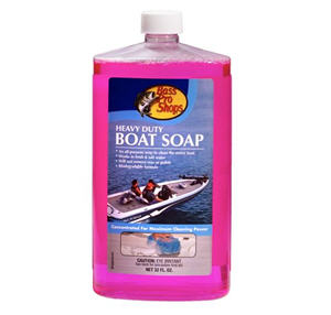Bass Pro Shops Heavy Duty boat soap