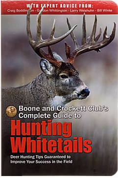 boone crocket hunting whitetails