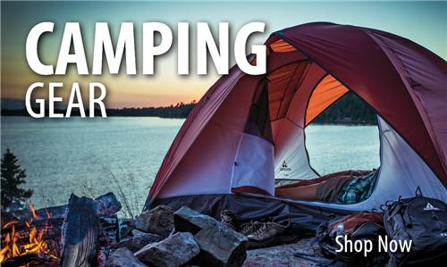 camp gear shop