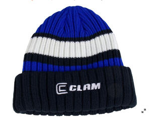 cap stocking clam