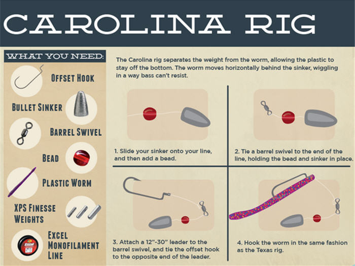 carolina righ how-to