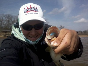 Joey Nania and Crankbait