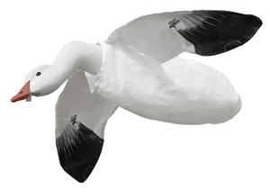decoy snow goose