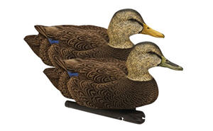 duck decoy black