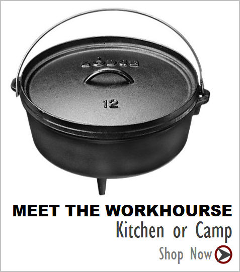 Shop dutch oven for kitchen or camping
