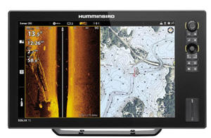 fish finder humm solix15