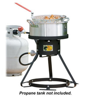 fish fryer BPS