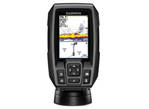 fishfinder garmin striker4