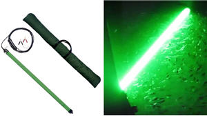 Green Magnet Light