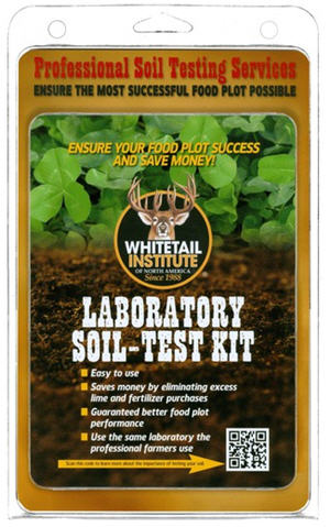 food plot soil test kit