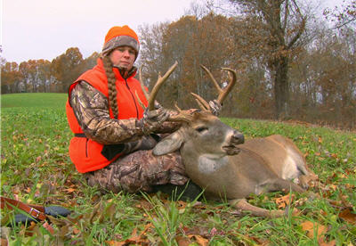 growingdeertv buck raleigh drifter
