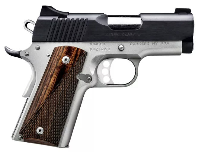 Kimber Ultra Carry II Two-Tone Semi-Auto Pistol
