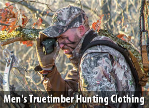 Shop men's truetimber hunting clothing