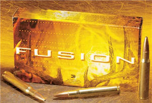 Federal Premium Fusion Rifle Ammo