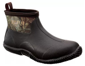 rubber outdoor boot