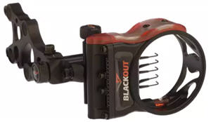 BlackOut 5-Pin Bow Sight
