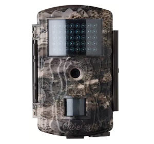 Cabela's Outfitter Gen 2 Black IR Game Camera