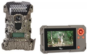 Wildgame Innovations Trail Camera with Viewer Combo