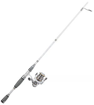 Bass Pro Shops Johnny Morris Spinning Combo