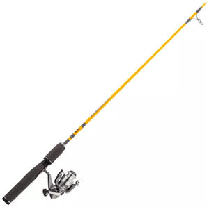 Bass Pro Shops MicroLite Plus Spinning Rod and Reel Combo