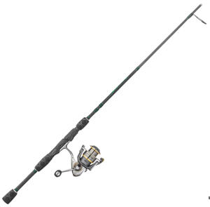 Bass Pro Shops Pro Qualifier/Prodigy Spinning Combo