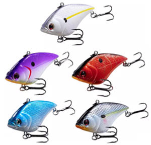 Bass Pro Shops XPS 5-Piece Rattle Shad Kit