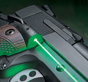 Green P365 Laser light for Handgun