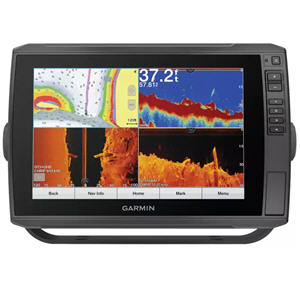 Garmin ECHOMAP Ultra 126sv Chartplotter/Fish Finder Combo