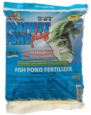 Mossy Oak BioLogic Perfect Pond Plus Fertilizer