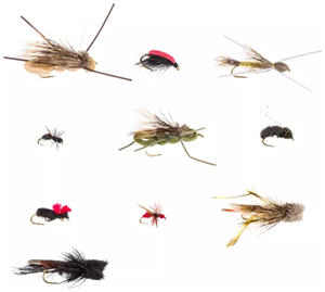Classic Terrestrials Fly Assortment