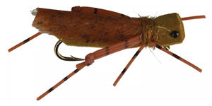 Cabela's Grand Hopper Fly 12-Pack