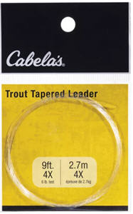 Cabela's Trout Leader