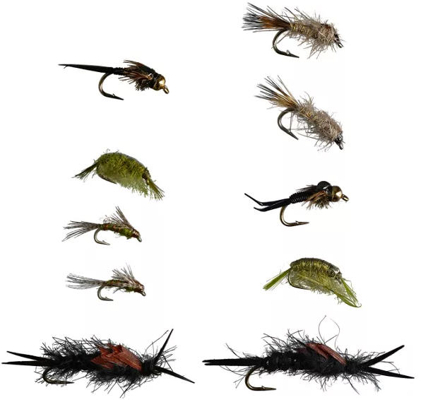 Nymph Fly Assortment